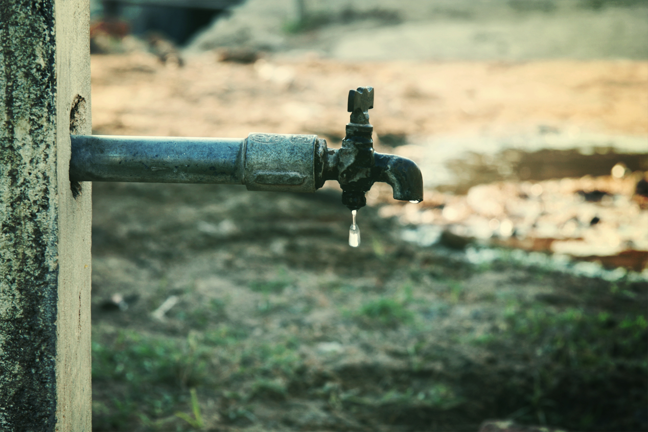 water shortages causes and effects