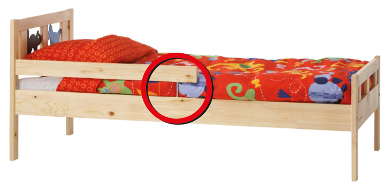 Ideas Habitaciones Juveniles Ikea ~ IKEA Recalls Children's Beds Due To The Possibility Of Lacerations Is