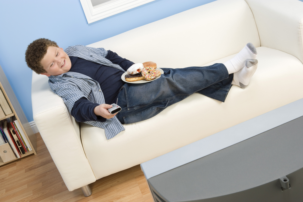 childhood obesity and television