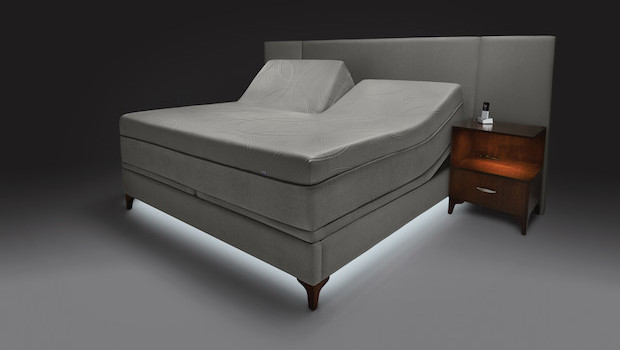 Snore stopping superbed 8 000 sleep number mattress readjusts body