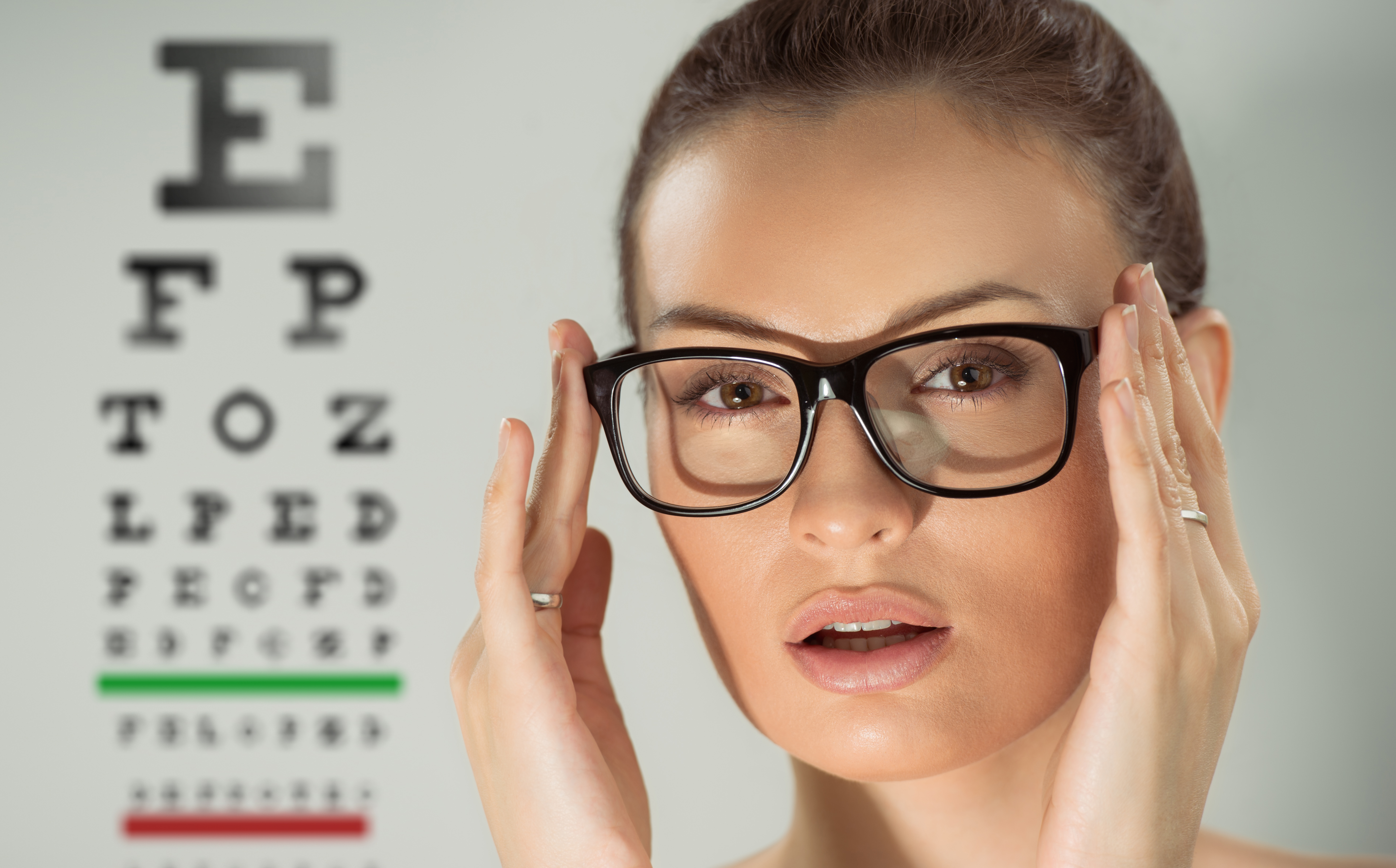 how to improve your eyesight by exercising the brain with