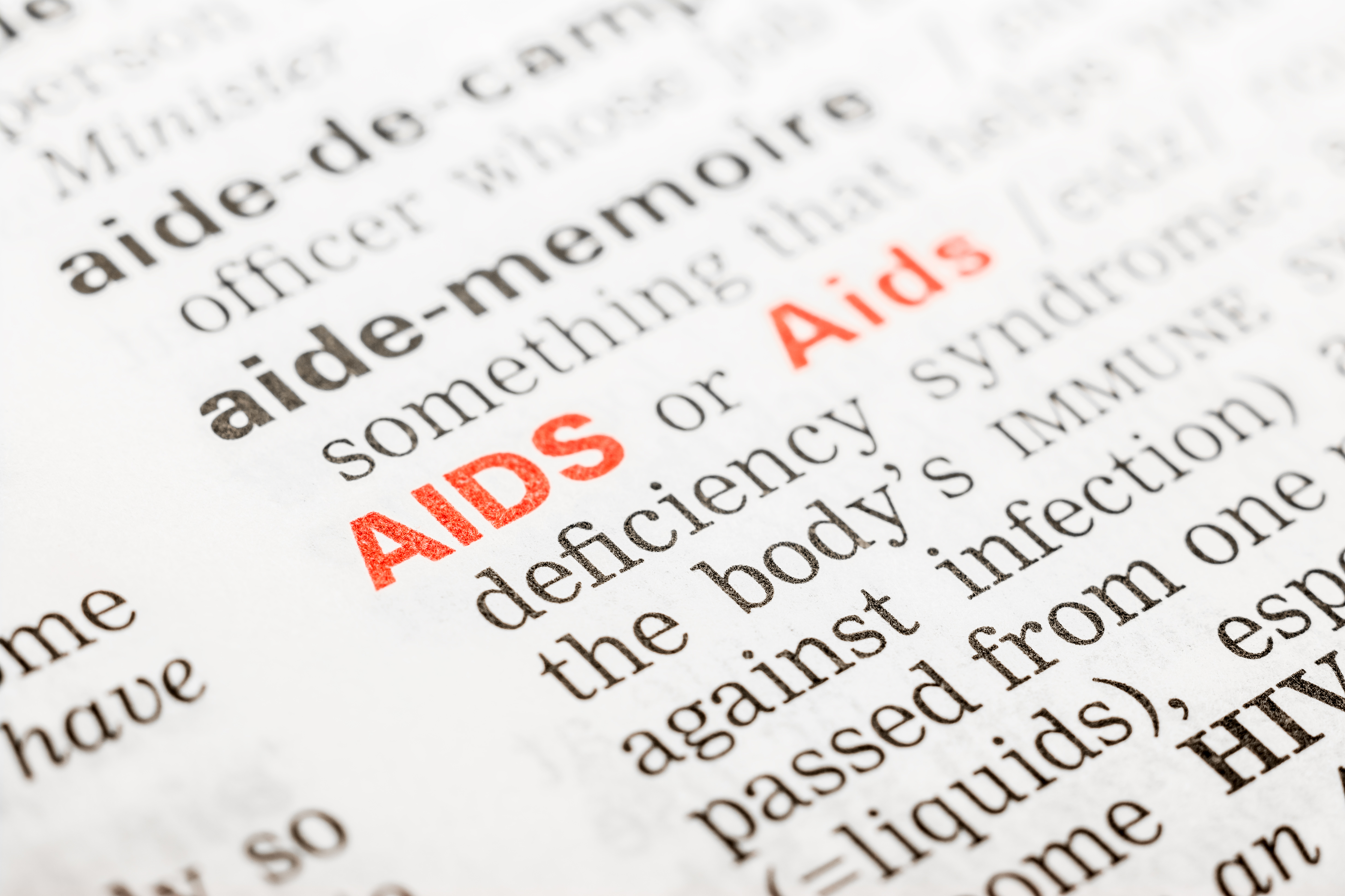 a discussion on the topic of hiv and aids