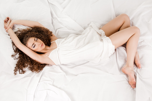 Kết quả hình ảnh cho Sleeping on your right side may be bad for your health