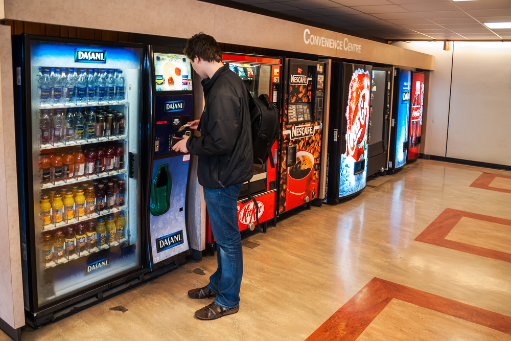 Vending Machine Bans In Schools Encourage Kids To Find ...