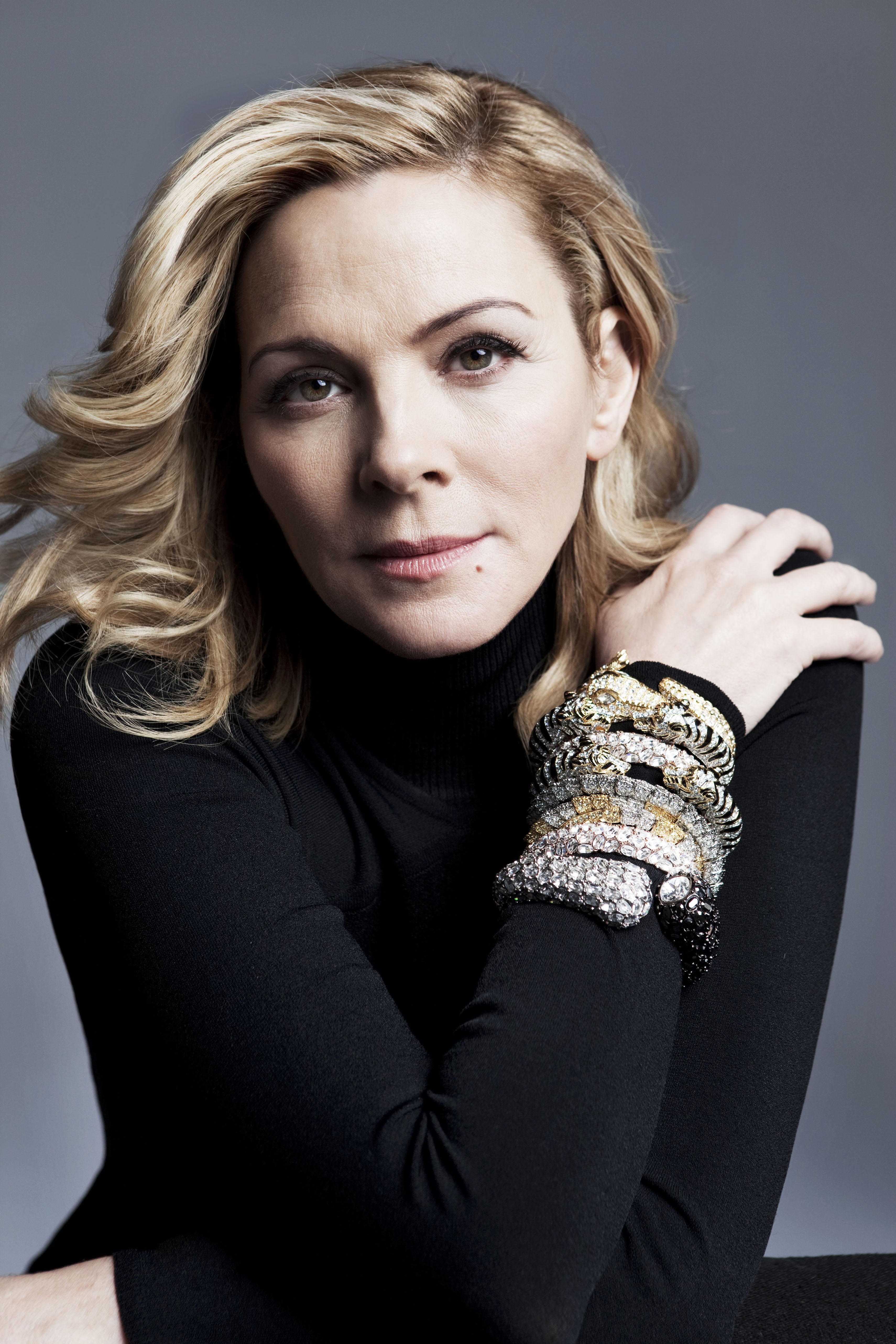 Kim Cattrall And Pfizer Launch 'Tune In To Menopause ... Kim Cattrall