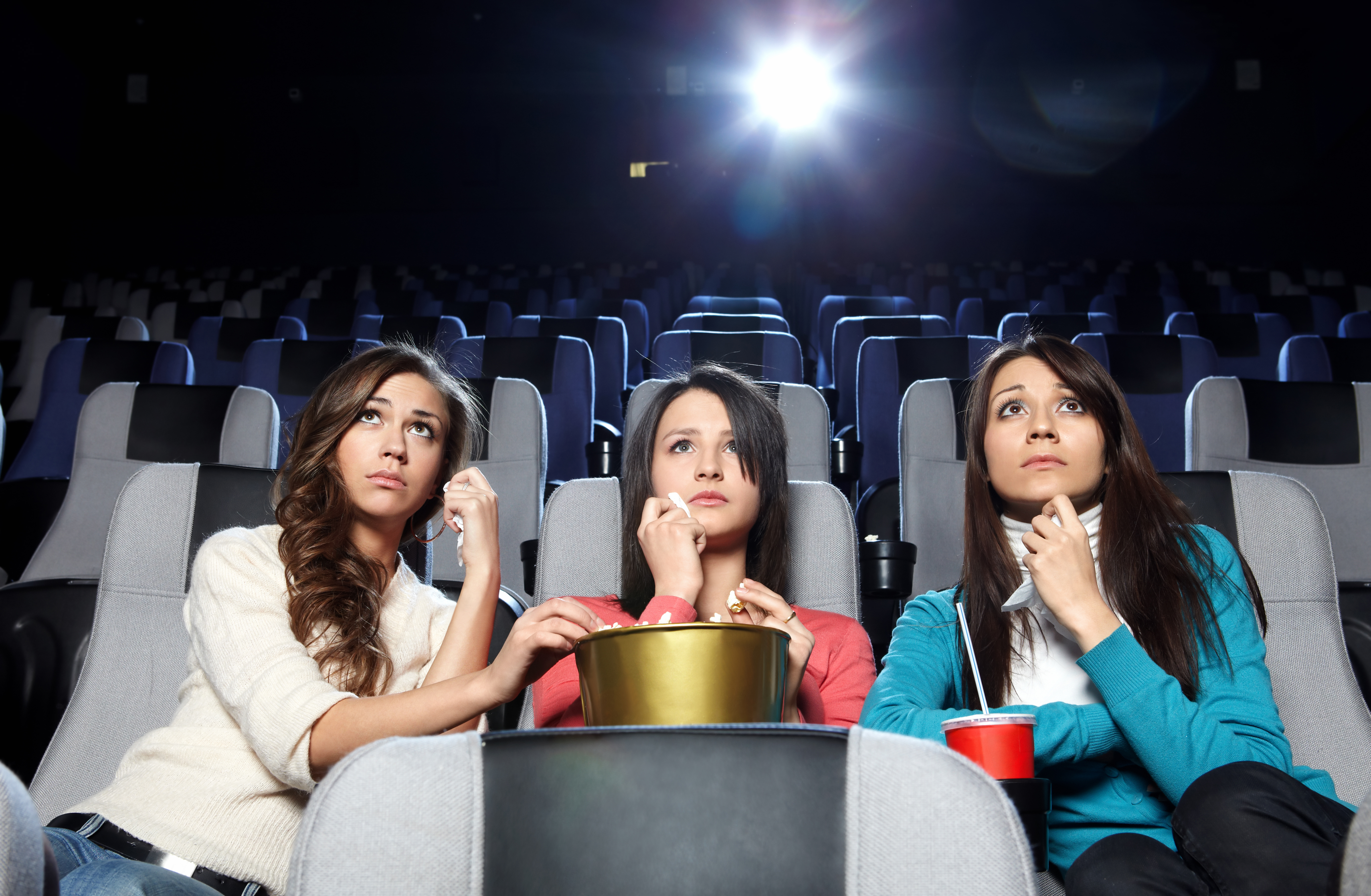 Sad Movies Fuel Obesity And Emotional Eating: Melancholy ...