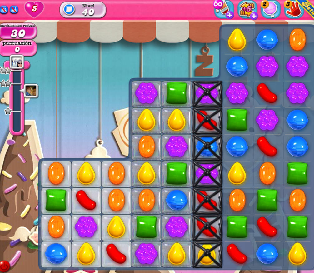 Man plays candy crush all day for 6 weeks straight tears - 1600 candy crush ...