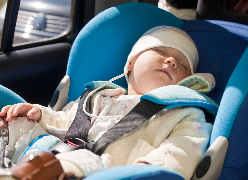 Car Seats Are No Place For Naptime Study Finds Cribs Are