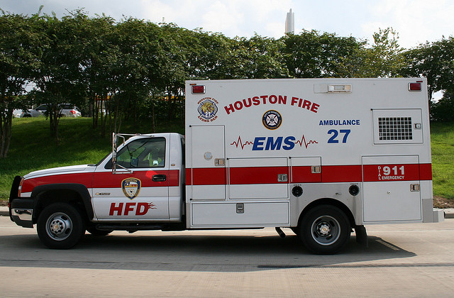 Houston We Have A Problem: Ambulance Rides Are Costly, So ...