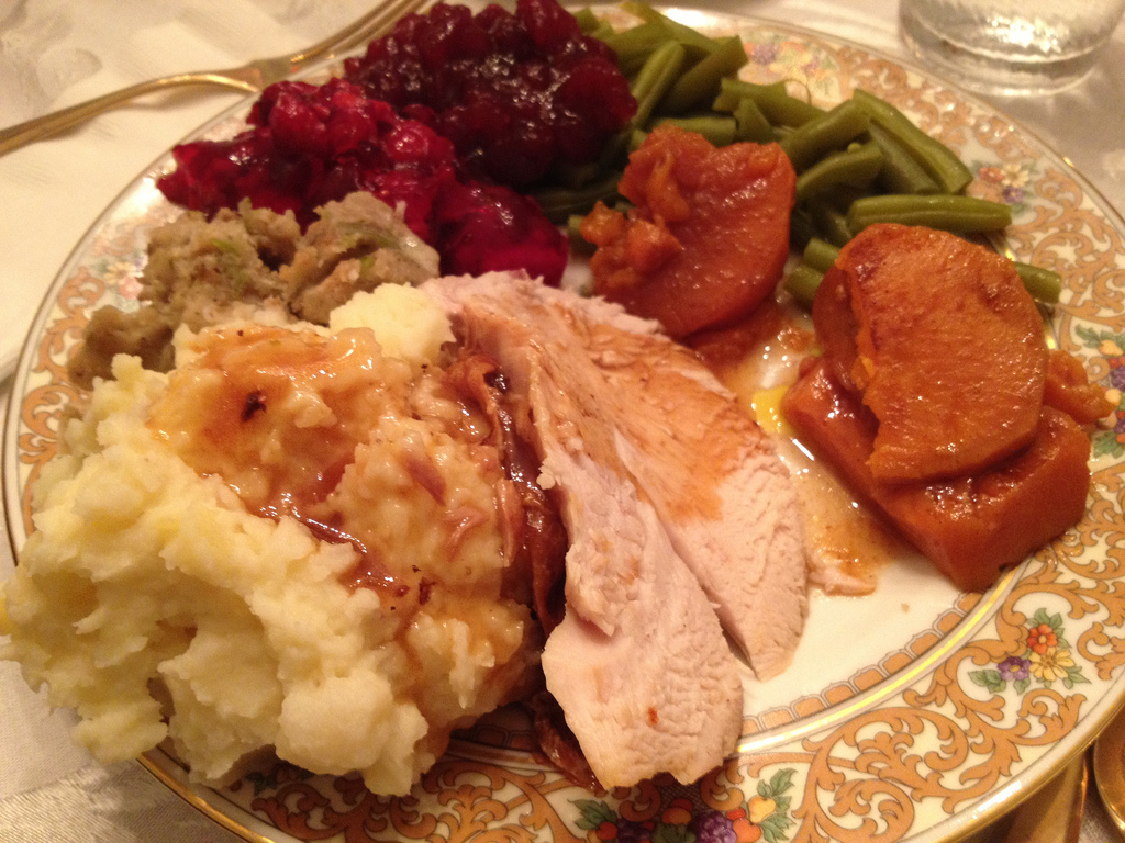 How to avoid gaining weight during the holidays tips on for What do people eat on thanksgiving