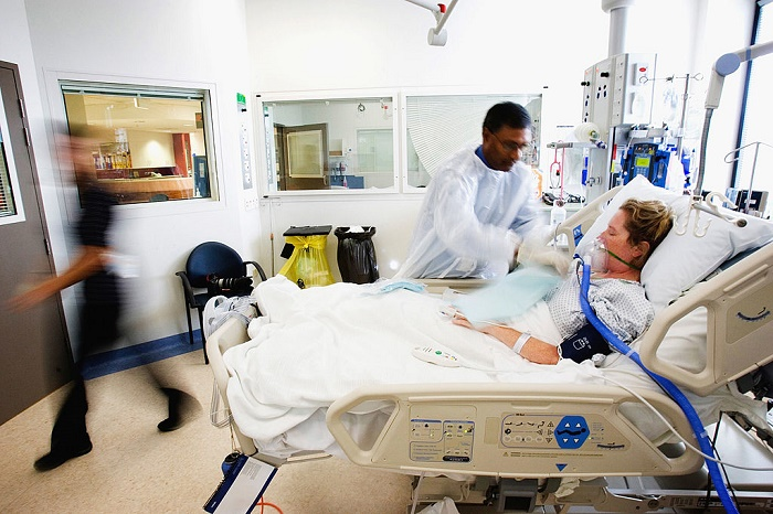 Noise Levels In The ICU Exceed Recommendations Disturb