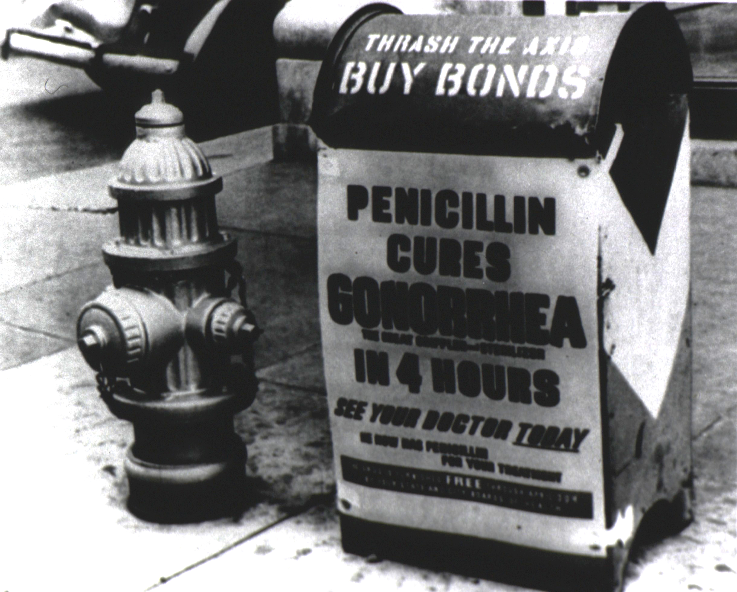 how did penicillin help the allies