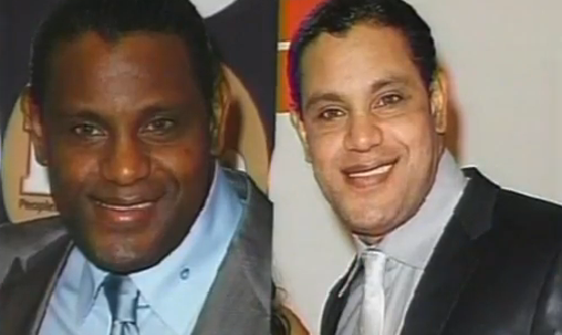 Sammy Sosa Before and After