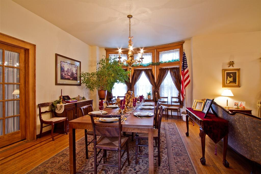 Dining room of The Adagio Bed and Breakfast
