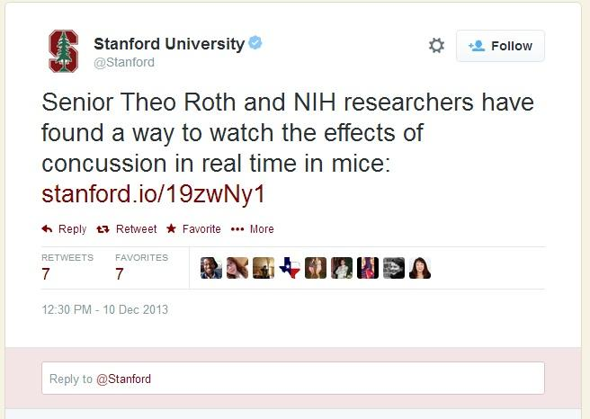 Stanford Announces New TBI Discovery