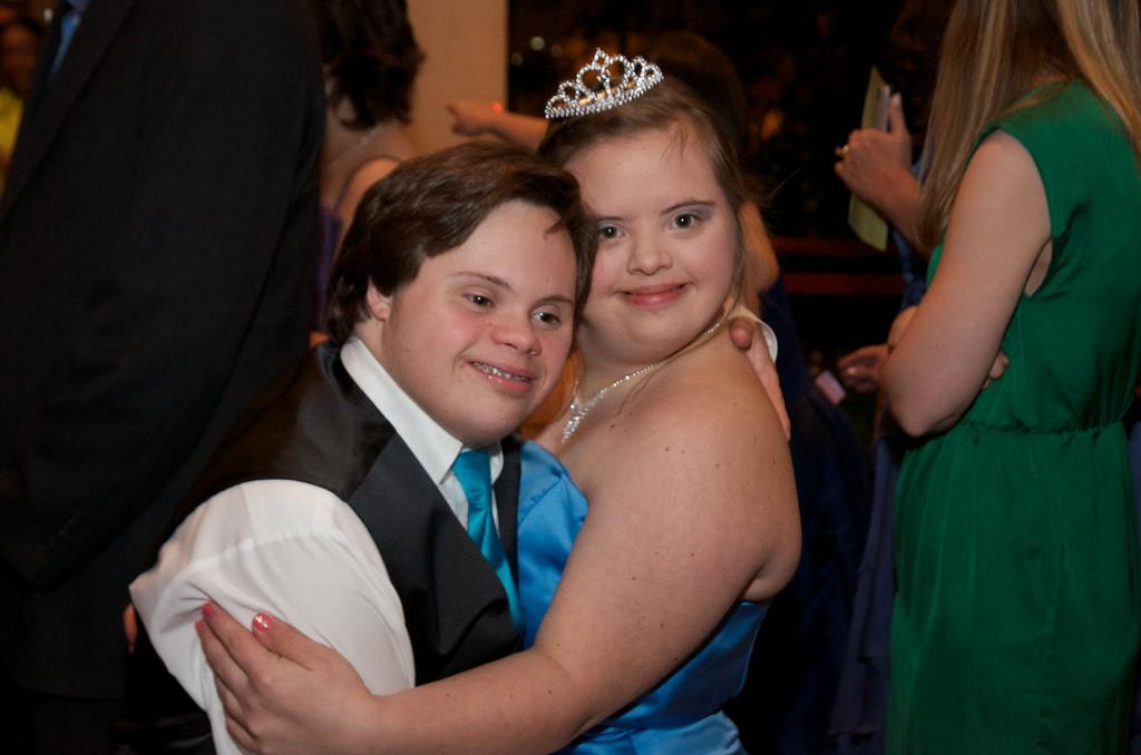 Memphis Hosts Prom For The Disabled