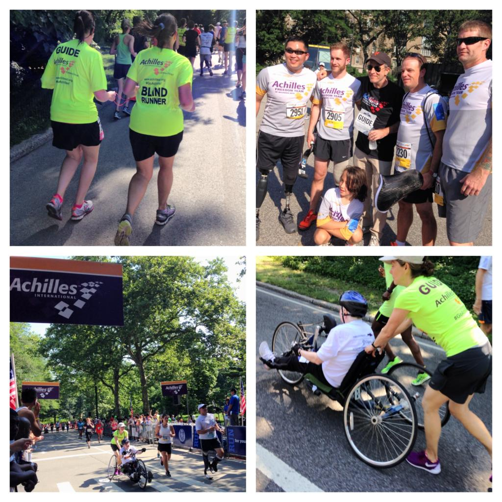 Achilles International Hope & Possibility 5 Miler