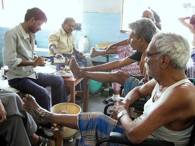 a study of leprosy Scripture facts on leper leprosy bible encyclopedia for study of the bible.