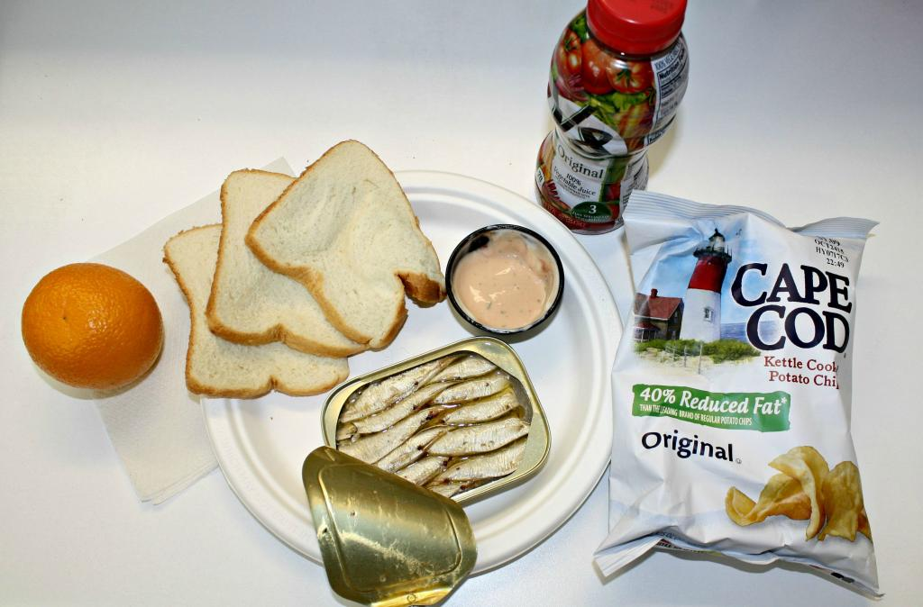 Tuesday Prison Lunch