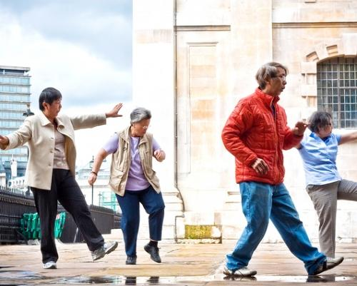 Tai chi beats back depression in the elderly, study shows
