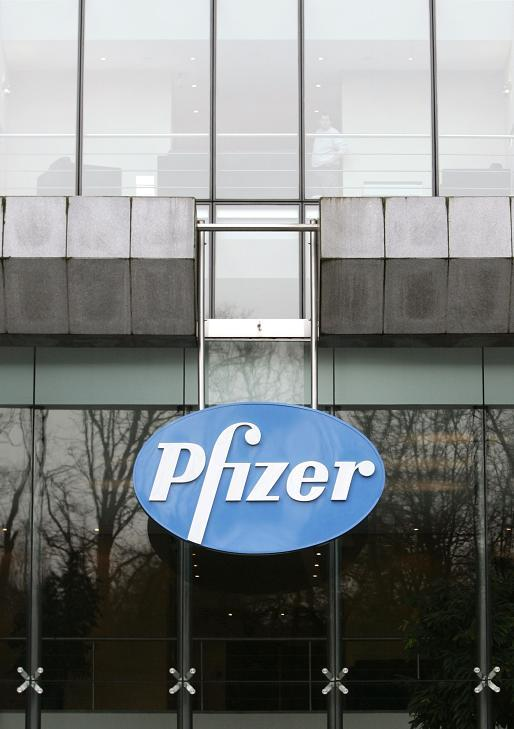 The Belgian headquarters of U.S. pharmaceutical giant Pfizer.