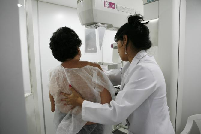breast cancer, mammography