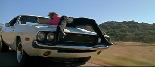 Scene from Death Proof