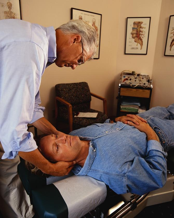 Chiropractor Causes Complete Paralysis: 46-Year-Old Woman