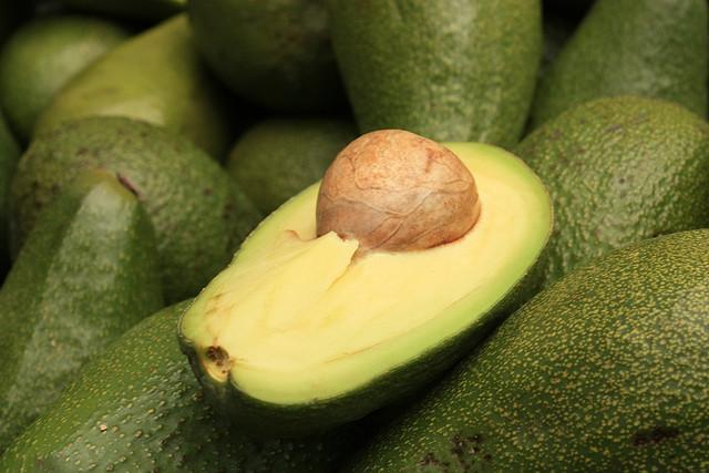 Eating avocados and salad dressings with olive oil triples a woman's chance of getting pregnant through IVF, according to a new study.