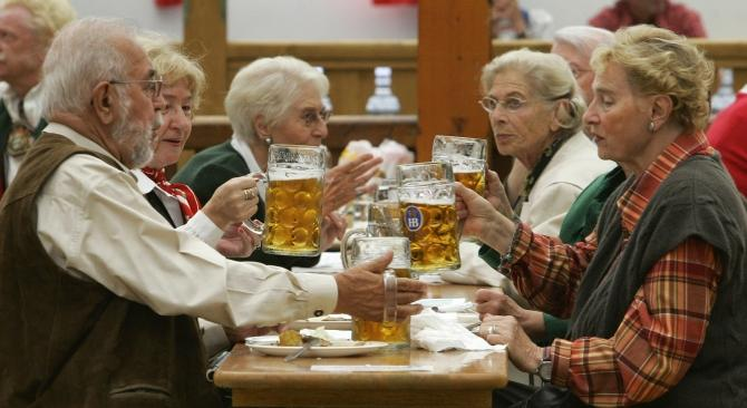 Image result for elderly drinking