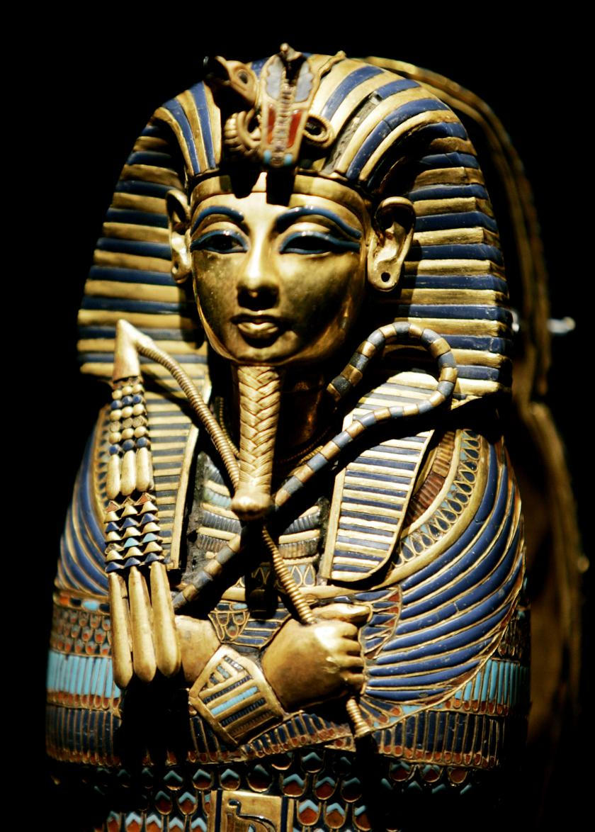 The Curse Of King Tuts Tomb Torrent: New Theory Suggests King Tut Died Of Hereditary Disorder