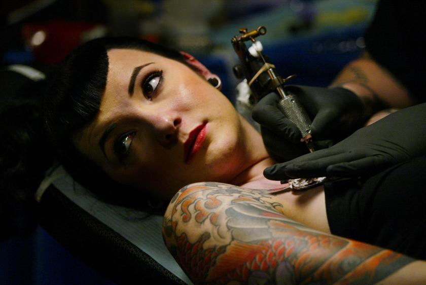 Scleral Tattooing: What Are Risks Associated Tattooing Eyeballs