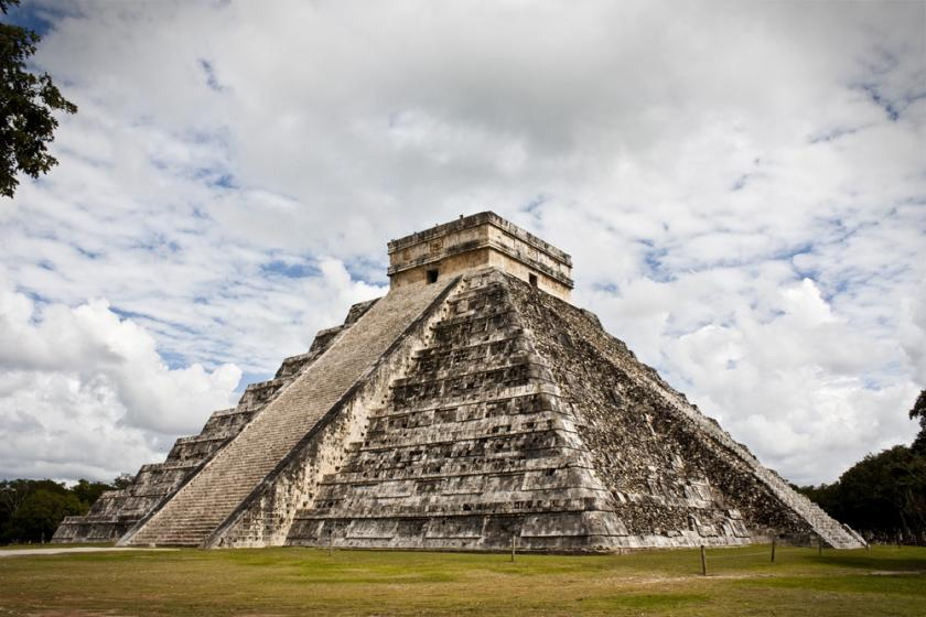 Castle of Kukulcan, Mayans