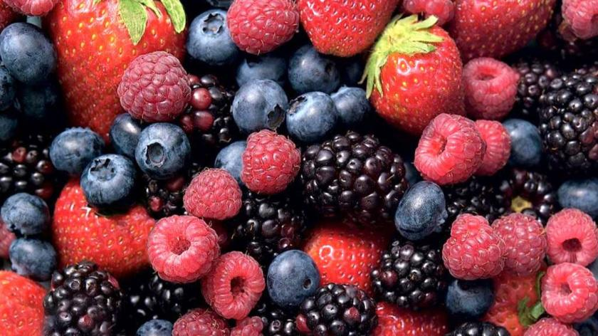 Berries may improve cognitive functions.