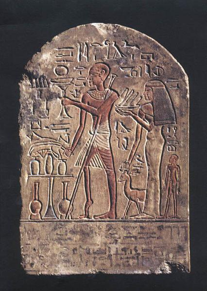 Polio in Ancient Egypt