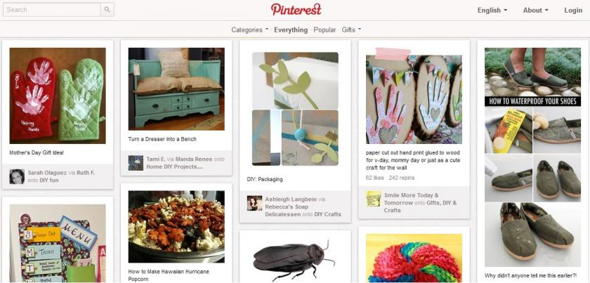 Pinterest Stress Affects American Mothers
