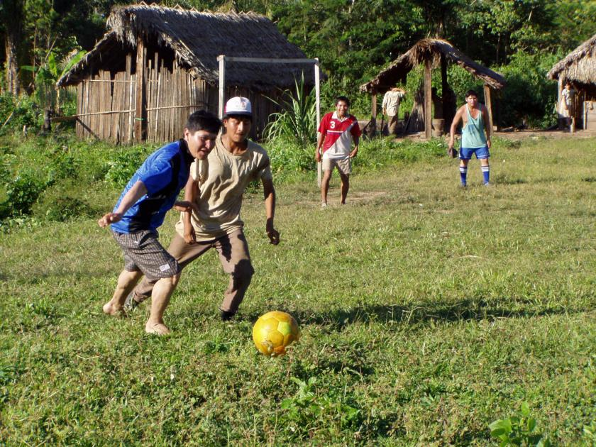 Tsimane Men Testosterone Level Increases After Competition
