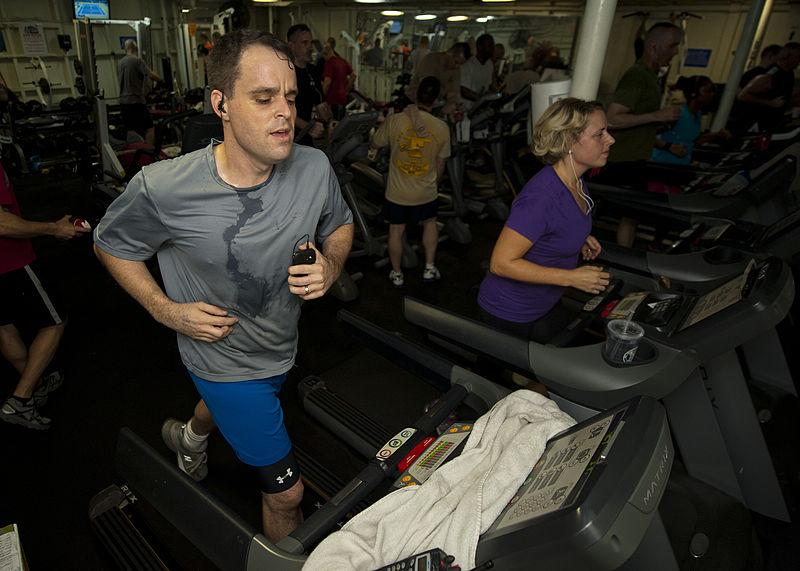 Extra Short Rounds of High-Intensity Exercise Improves Physical Fitness in Inactive Men