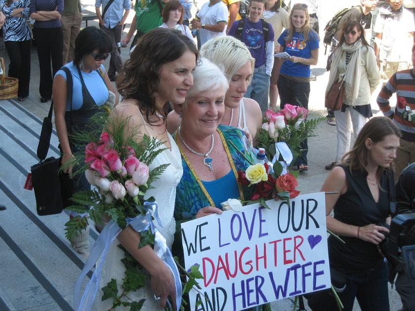 the benefits of allowing same sex marriage Read five key facts about same-sex marriage public to cite legal rights and benefits as a very important or jurisdictions that allow gay and.