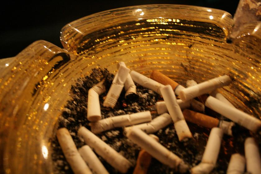 Wrinkles and Impotency Are A Greater Threat To Smokers Than Cancer