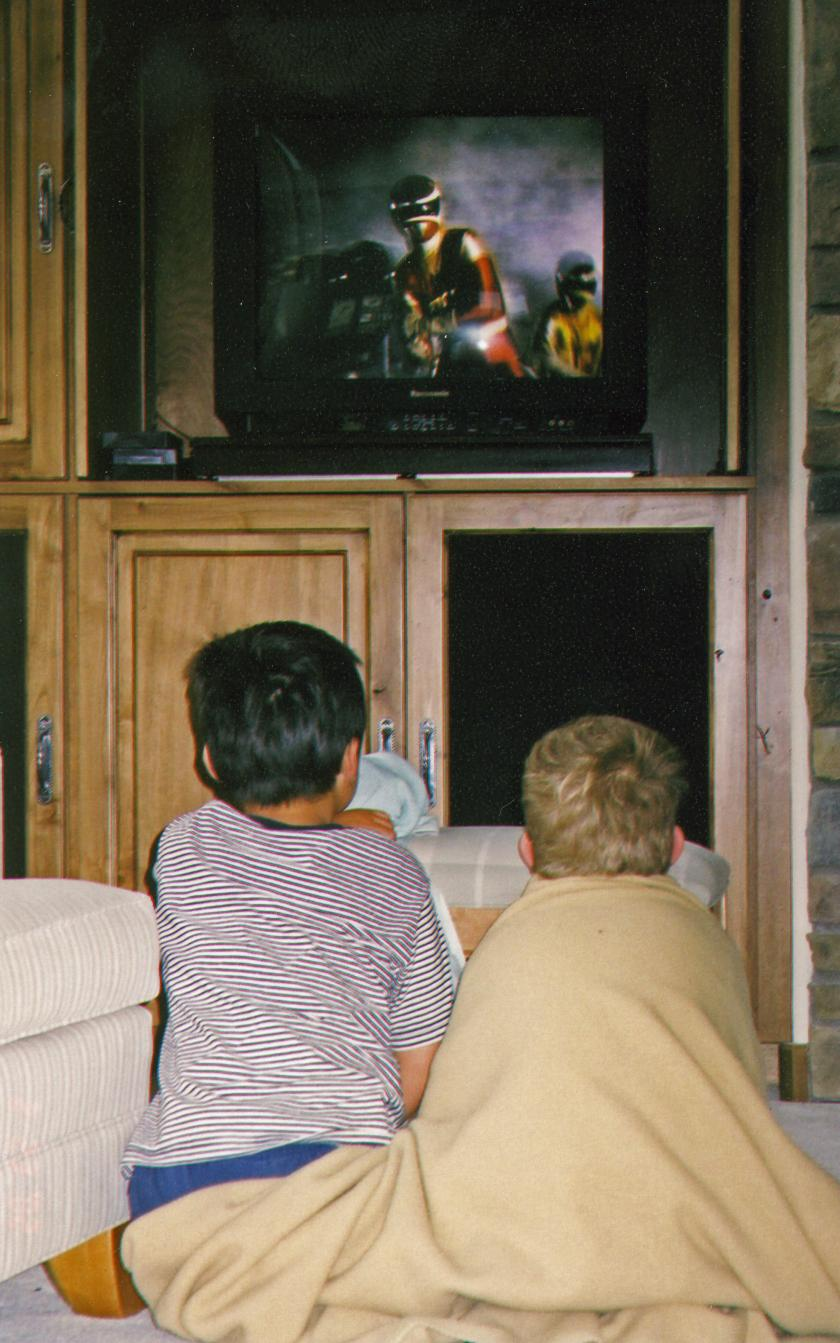 Study Shows Children Who Watch More TV Are Smarter