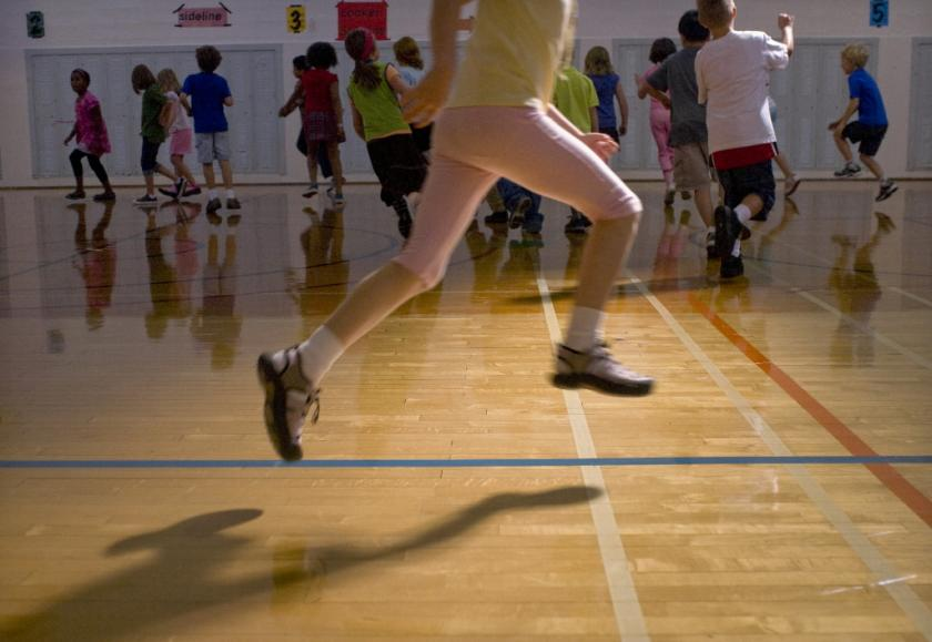 New Study Finds only half of U.S. Kids Reach Physical Activity Standards