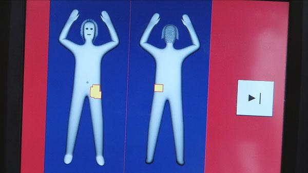 Airport Body Scanner Radiation Barely A Thing To Worry About