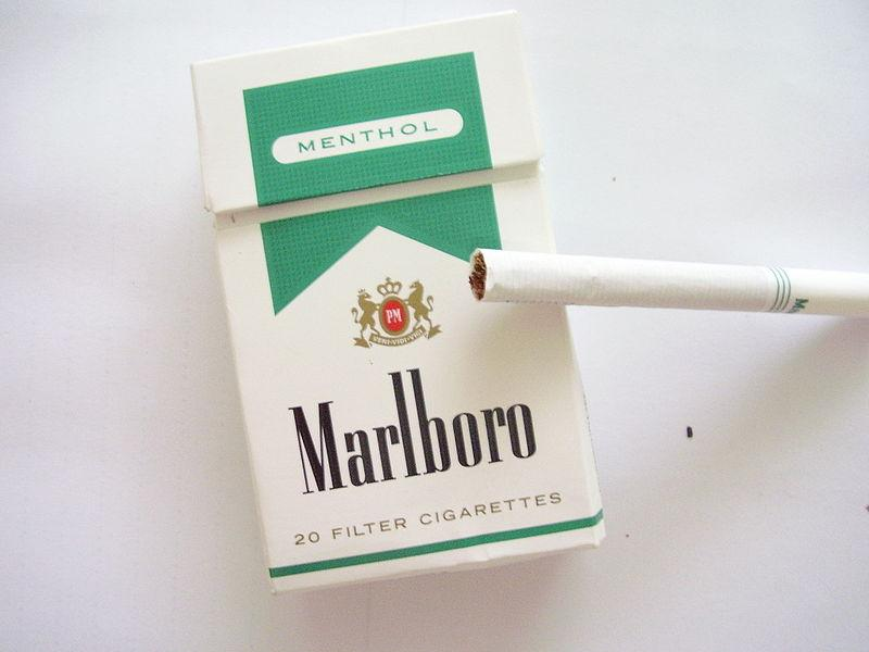 All Marlboro types cigarettes