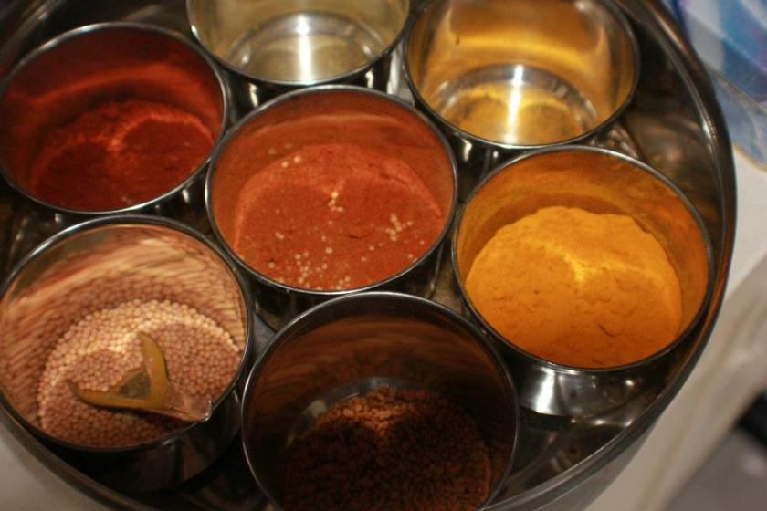 Indian Spice Bowl