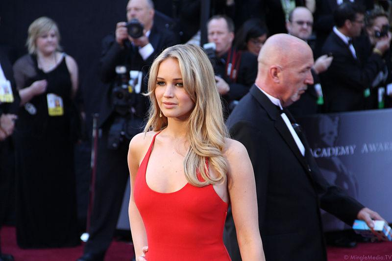 Jennifer_Lawrence at the 83rd Academy Awards