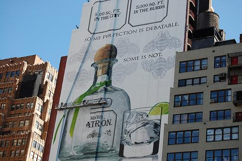 Alcohol Ads Alcohol Ads Targeting Too Many
