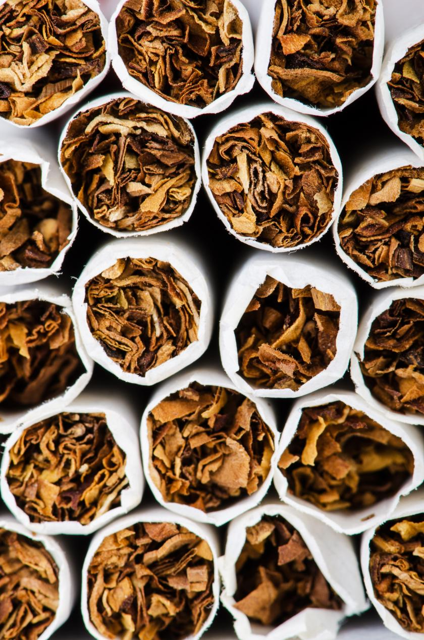 shutterstock photo of cigs
