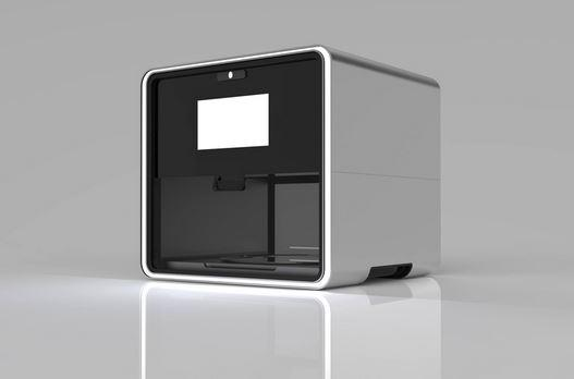 Foodini 3d Food Printer Set To Launch In 2014 Makes Oven