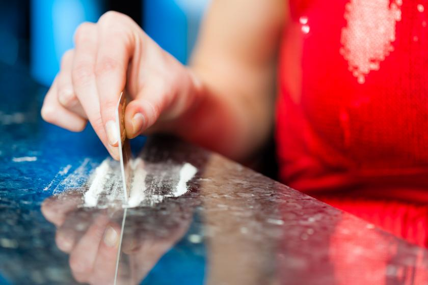 Single Protein Implicated In Cocaine Addiction